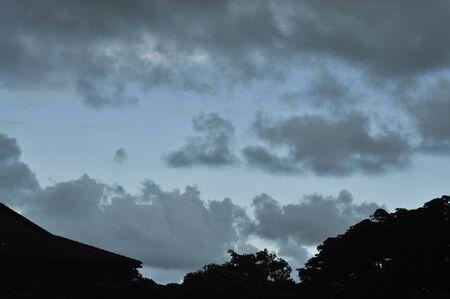 Der Beginn einer regen - Boca Raton, Fl Standard-Bild - 13831975