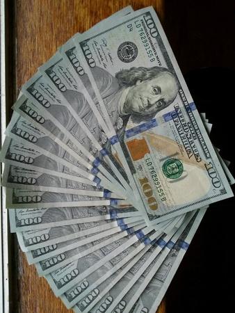 Money  a lot  of  money.