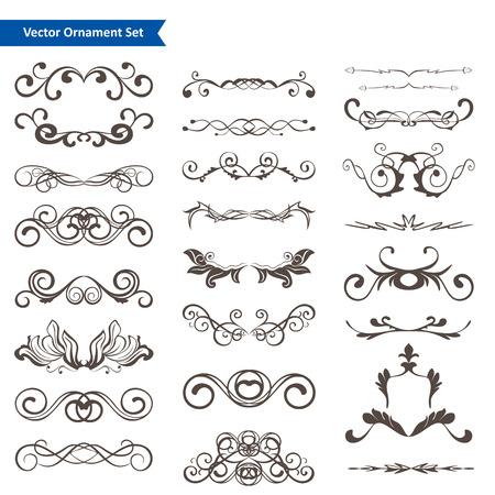 Floral Design-Element Standard-Bild - 48006603