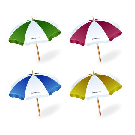 Umbrella vector Ilustração
