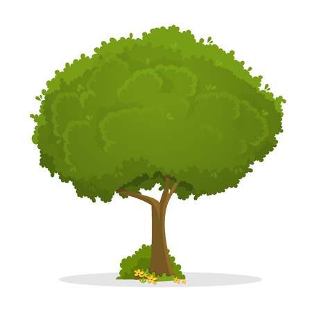 high detailed: High Detailed Vector Tree