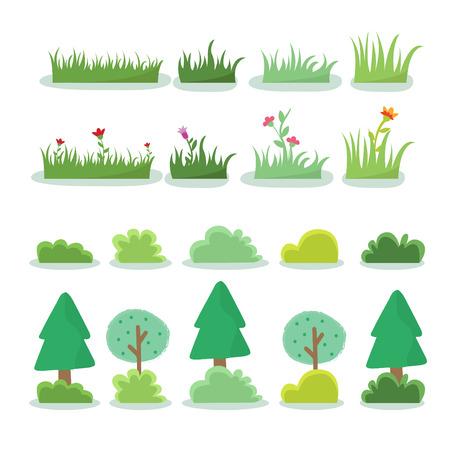 grass vector: Simple Grass vector Illustration