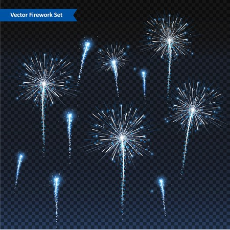 fireworks vector Çizim