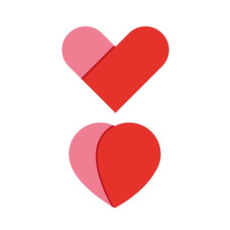 forme: forme vecteur de coeur