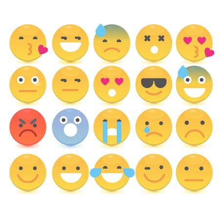 Emoticon Illustration
