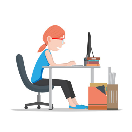 Office Workers Female