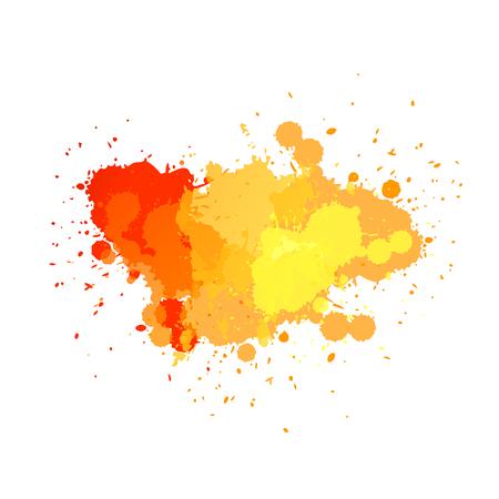 Vector Paint Splatter
