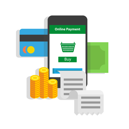 software portability: mobile transaction Illustration