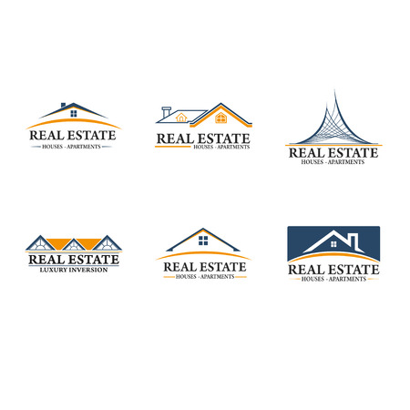 Real Estate Logo pack