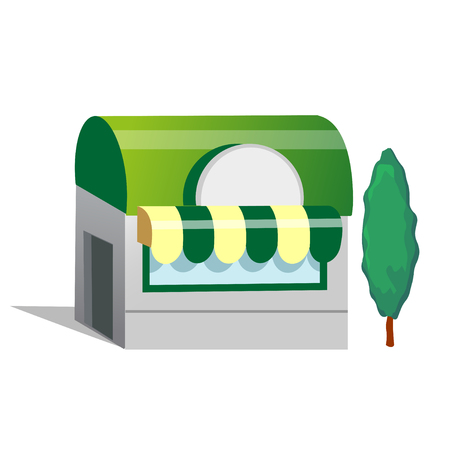 Store front Vector Icon