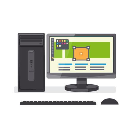 Graphic Design Pc desktop