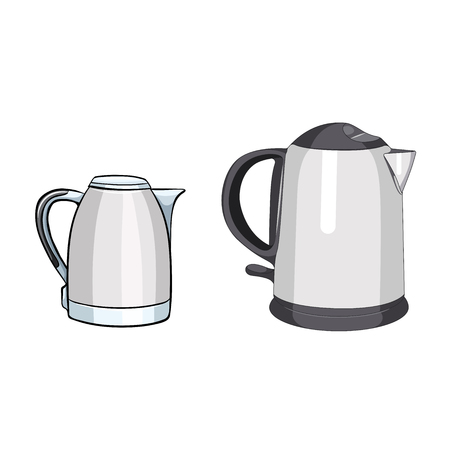 Kettle Vector Set