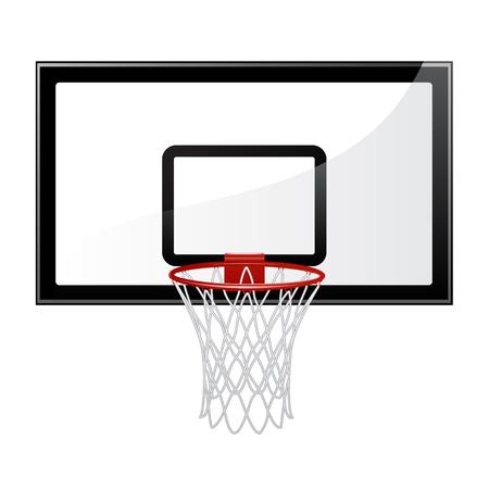 Illustration vectorielle de basket-ball Vecteurs