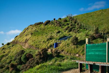 Paekakariki Escarpment Track, New Zealand