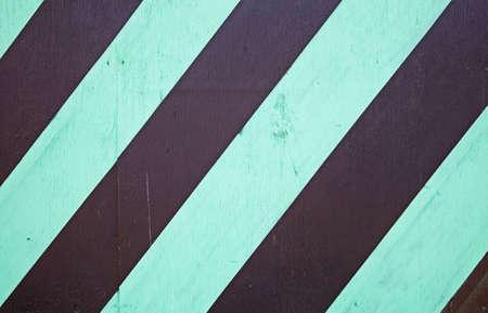 background detail of diagonal stripe pattern on wall Stock Photo