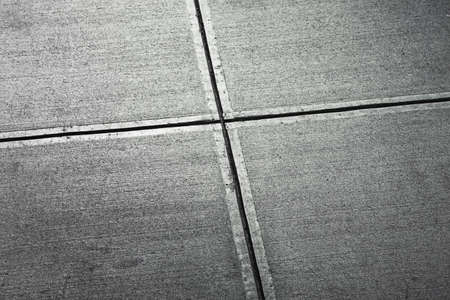 slabs: build lines in sidewalk from above