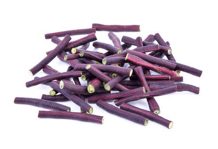 long bean: red long bean