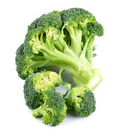 Broccoli isolated on white background Reklamní fotografie