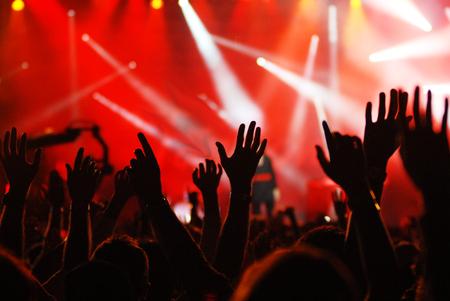 concert 版權商用圖片
