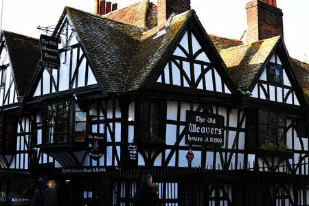 weavers: The old weavers house