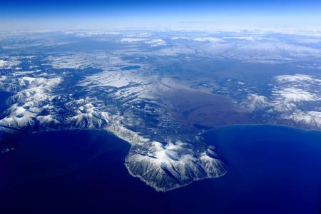 kamchatka: Kamchatka Peninsula Stock Photo
