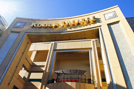kodak: the kodak theatre