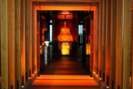 the figure of the Buddha Redakční