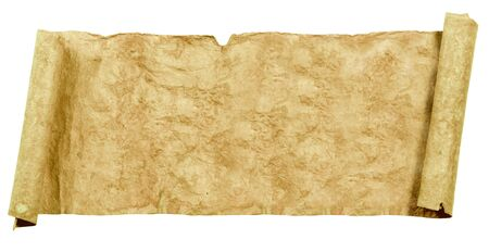 Grunge papers and scrolls Stock Photo - 10755425
