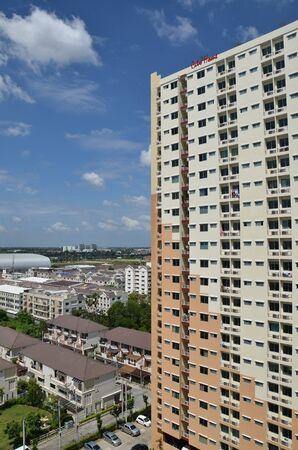 Apartment houses Stock Photo - 12591608