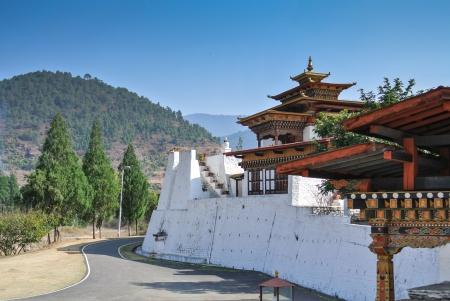 푸 나카, 부탄 수도원