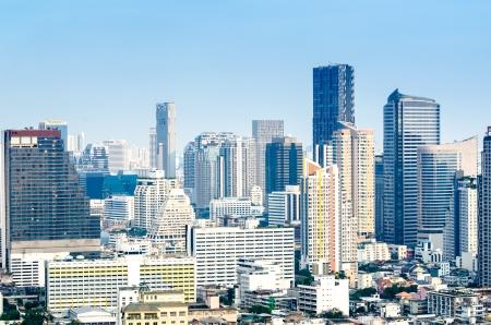 방콕의 상업 건물