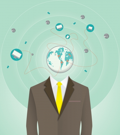 conection: Conection de los medios sociales, el concepto de Bussiness
