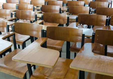Lehrstuhl für Klassenzimmer