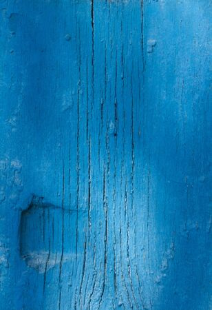 ultramarine wood plank photo
