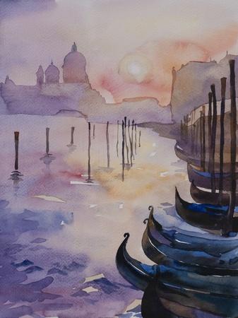 gondola: Venice