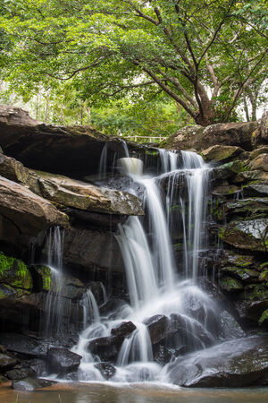 wang: Waterfall at Thailand number11