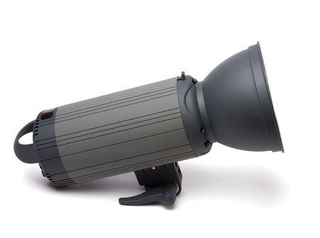 photo flash isolated on the white Stock Photo - 5973586