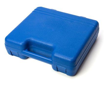 tool box isolated on white background photo