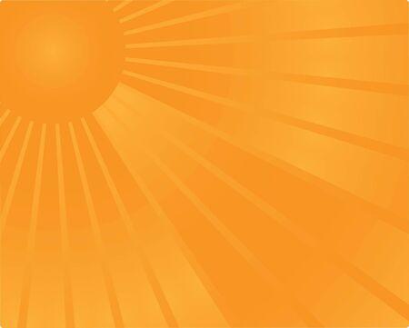 raster.  sunrize background Stock Photo - 6341339