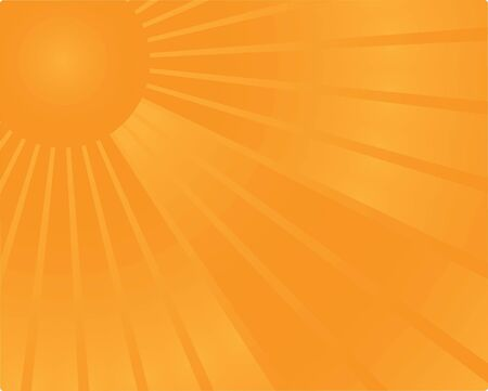 raster.  sunrize background Stock Photo - 6341339