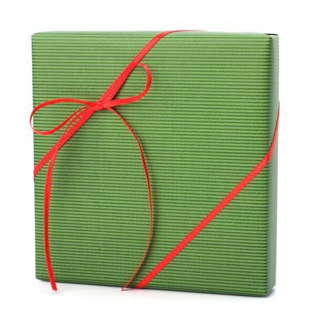 gift isolated on white background Stock Photo - 6573047