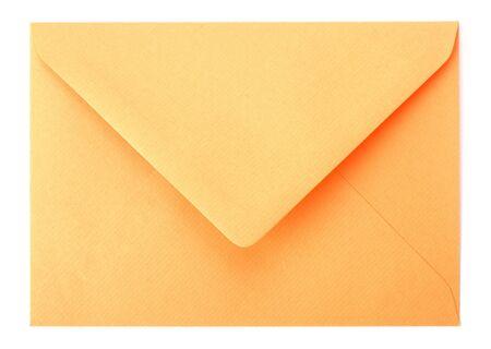 envelope isolated on white background