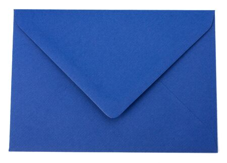 sealable: envelope isolated on the white background close up