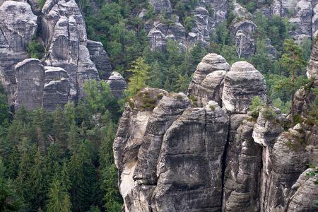schweiz: German National Park Sachsische Schweiz