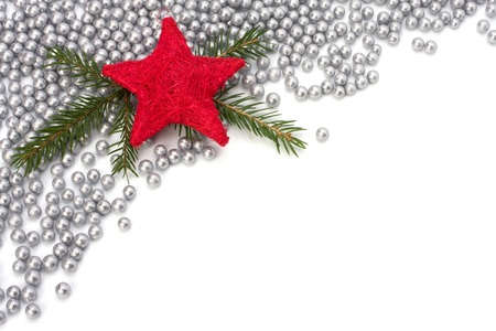 Christmas border. Stock Photo - 8527644