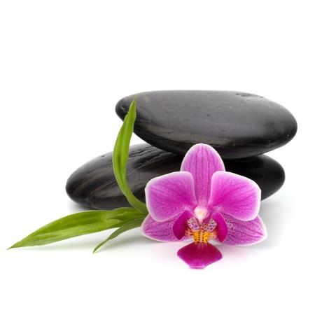 Zen pebbles balance. Spa and healthcare concept. Stock Photo - 9648549