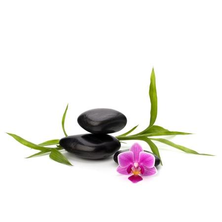 Zen pebbles balance. Spa and healthcare concept. Stock Photo - 13295637