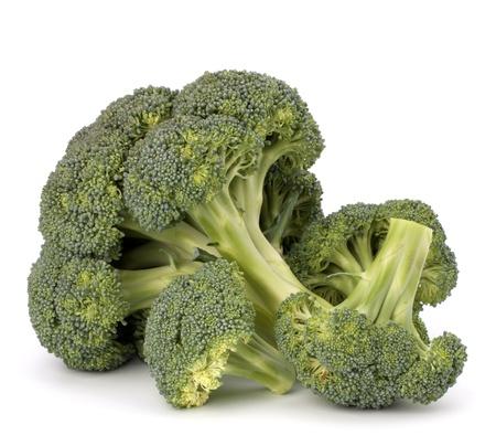白い背景で隔離ブロッコリー野菜 写真素材 - 21345384