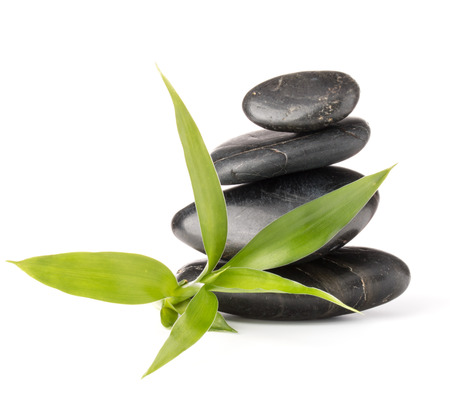 Zen pebbles balance. Spa and healthcare concept. Stock fotó - 45152210