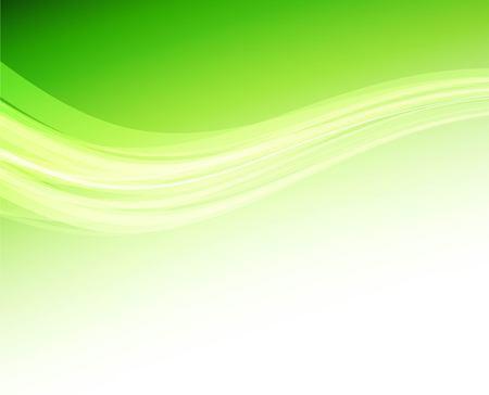 La ilustración del vector contiene la imagen de las ondas de color abstractas Ilustración de vector